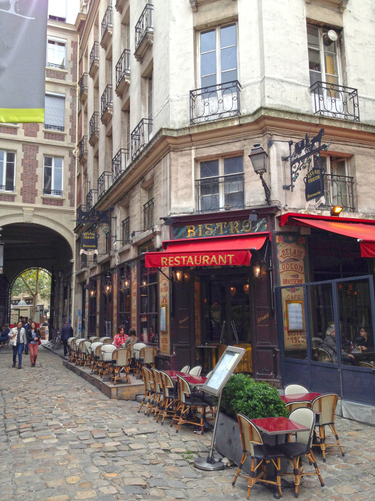 Café – St. Germain des Pres, Paris